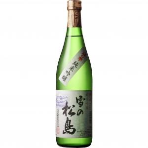雪の松島 蔵の華 純米吟醸