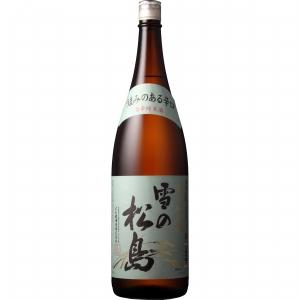 雪の松島 旨辛純米酒