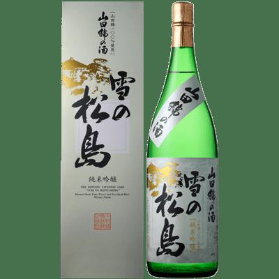 YUKI NO MATSUSHIMA Yamadanishiki Junmai-Ginjo