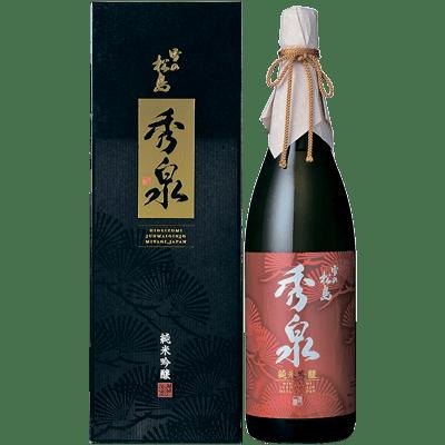 雪の松島 純米吟醸 秀泉