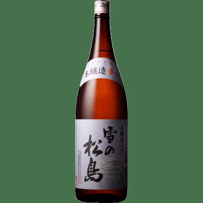 雪の松島 本醸造 辛口