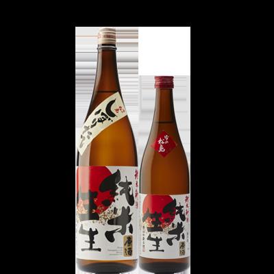【冬季限定】 雪の松島 新米新酒 純米生生