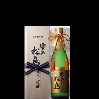 YUKI NO MATSUSHIMA Junmai-Daiginjo Super Premium